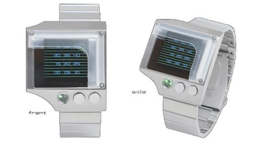 Scope 2 LCD Watch