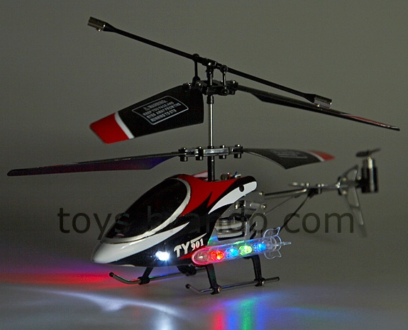 Tiny USB Rechargeable IRC Helicopter