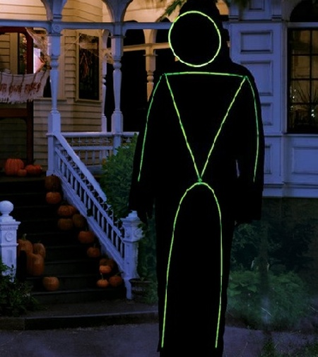 Glowman Costume