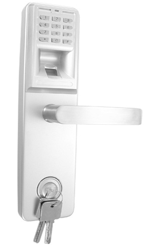 Finger Print + Access Code Dead Bolt Door Lock