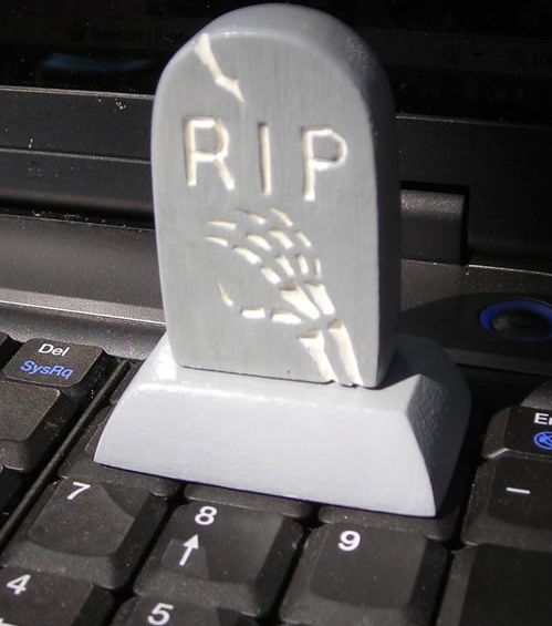 Tombstone 4gb Flash Drive
