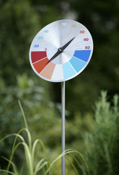 Garden Thermometer Disc Speed