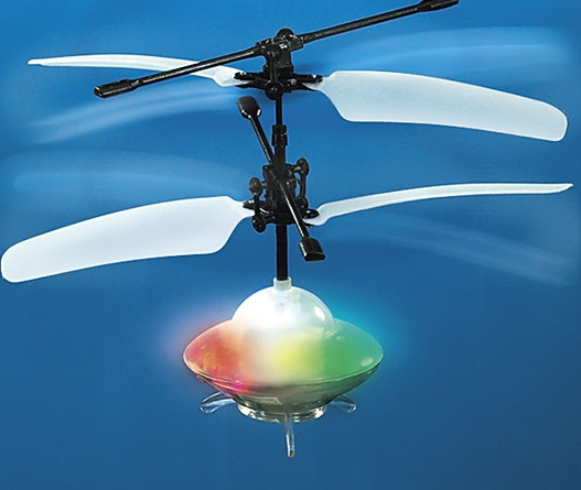 Infrared Remote Control Flying Saucer
