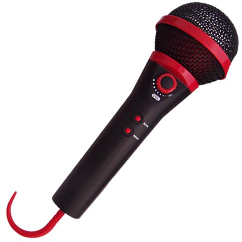 Microphone Shower Radio