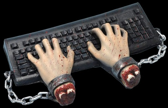 Worked to Death Keyboard