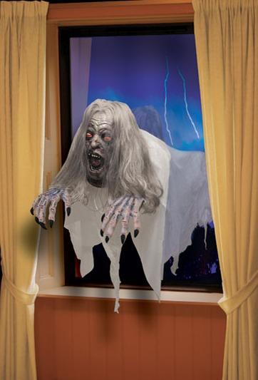 Thru the Window Light Up Ghost