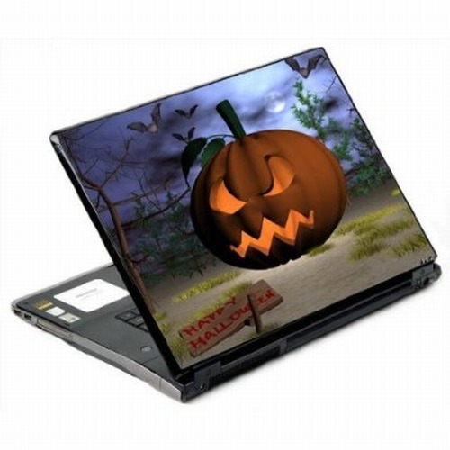 "Decorative Protector Skin Decal Sticker for 17"" Laptop Computer"