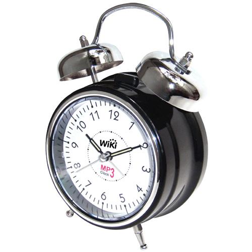 Wiki MP3 Clock