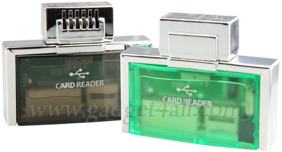 USB Perfume Bottle Card Reader
