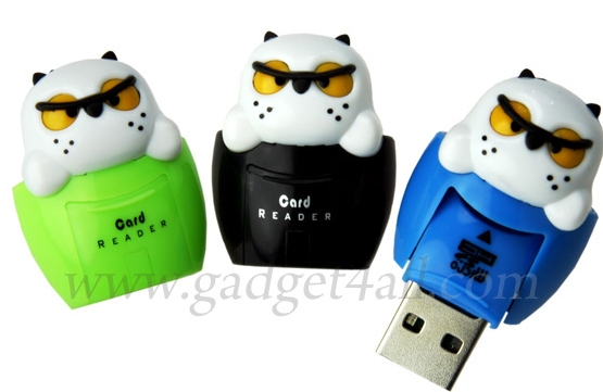 Puppy USB T-Flash Card Reader