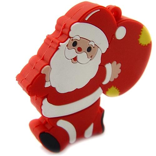 Santa USB Flash Drive