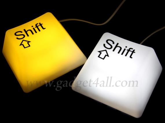 SHIFT Key Light