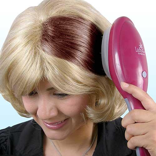 hair coloring brush