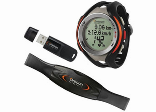 PC Download Heart Rate Monitor with Speed, Distance, and Cadence
