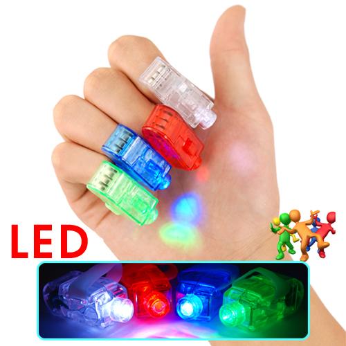 LED Laser Fingers