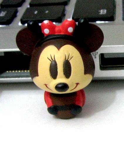 8GB Hallowe'en Lady Bug Minnie