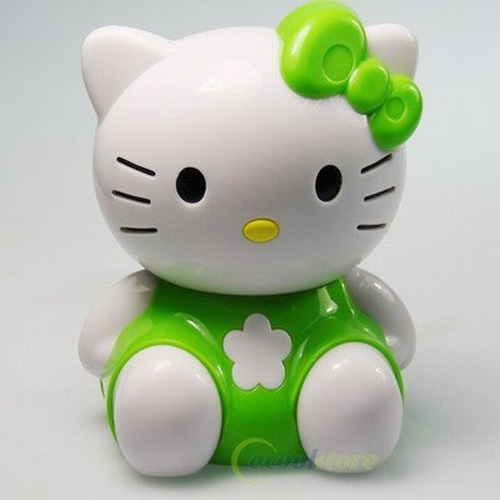 Hello Kitty Speaker for Ipod, Mp3, CD