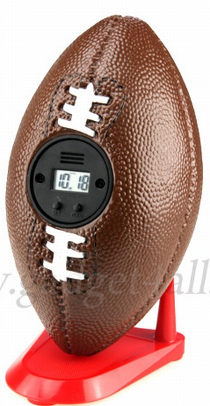 Rugby Alarm Clock