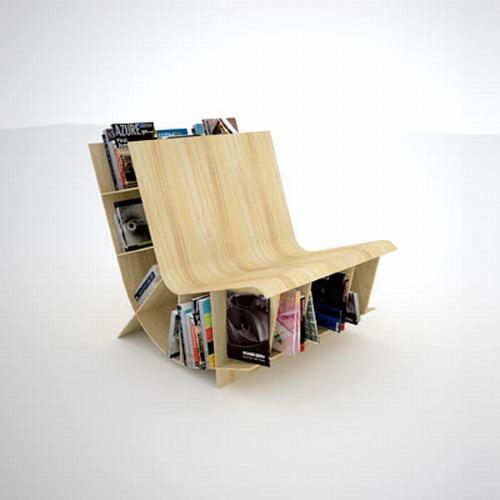 Creative Library Chair