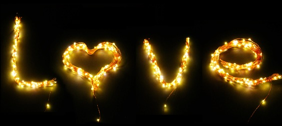 Bright Fairy LED Christmas Lights