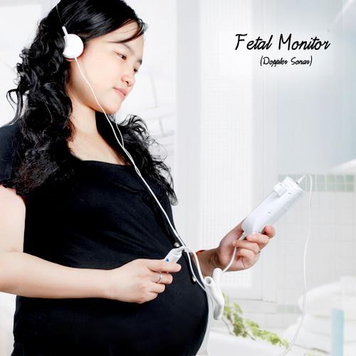 Doppler Baby Heart Rate Monitor