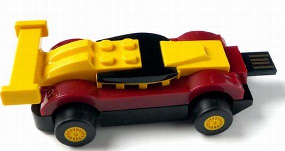 Lego Car - 4GB Mico Flash