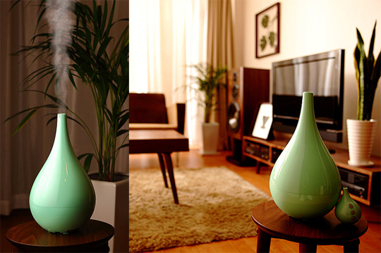 Middle Colors Humidifier Supersonic Wave