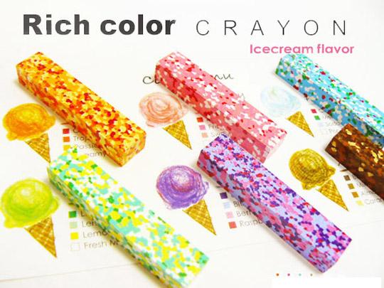 Rich Color Crayon