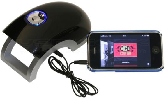 USB Alien Head Speaker
