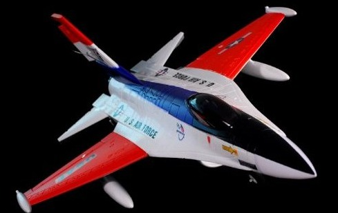 Air Force F-16 Fighting 3D Aerobatic Remote Control Electric Ducted Fan RC Fighter