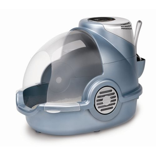 Bionaire Odor Grabber Air-Cleaning Litter Box