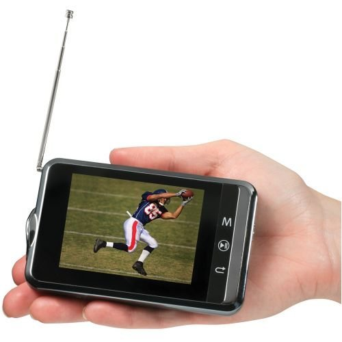 The Portable Pocket Television