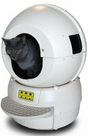 Litter Robot LRII Automatic Self-Cleaning Litter Box