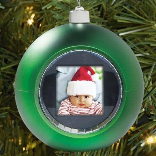 Digital Photo Ornament