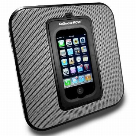 Portable and Wall Mountable SonusMAX Speaker System for iPhone