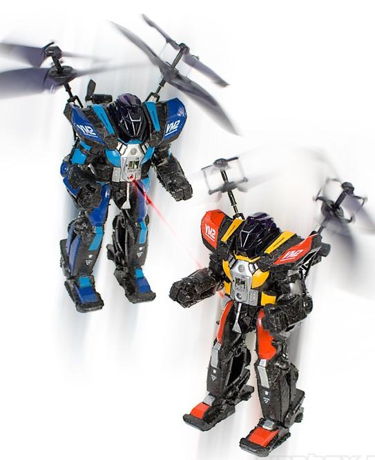 PicoZ SkyBot Attack