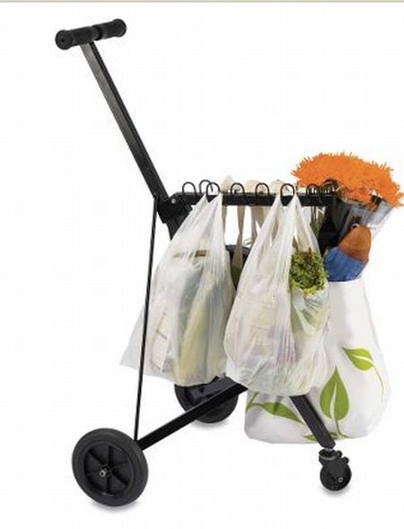 The 12 Shopping Bag Caddie