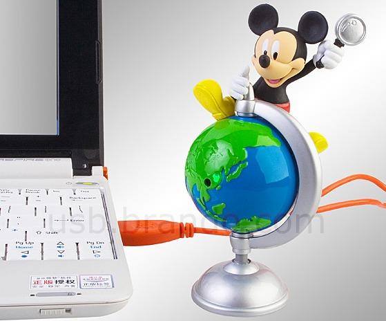 Disney Mickey & Minnie USB Web Cam