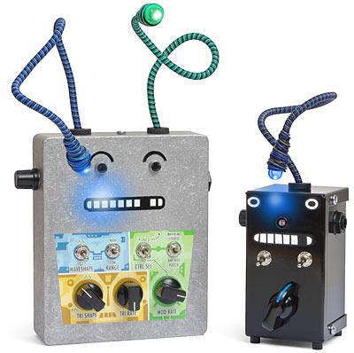 Bleep Labs Robo Audio Synths
