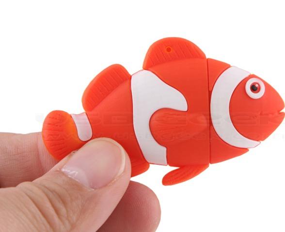 Clown Fish USB Drive