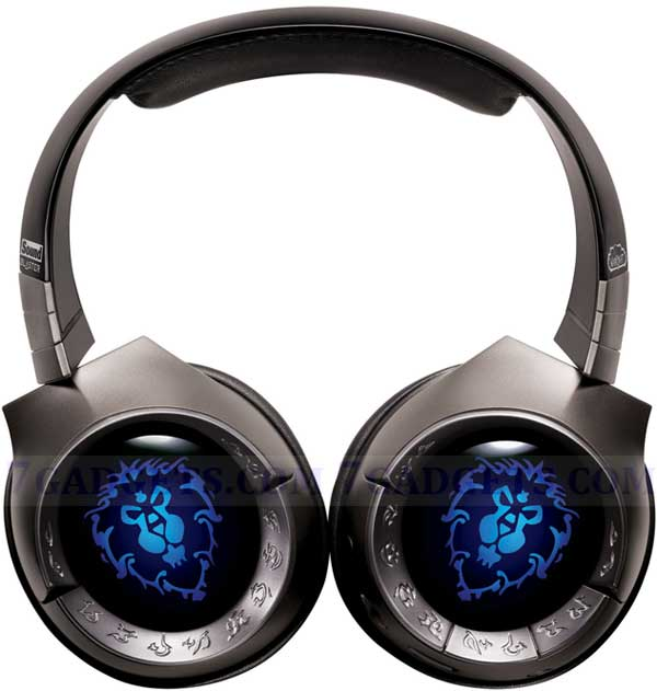 World of Warcraft Wireless Headset