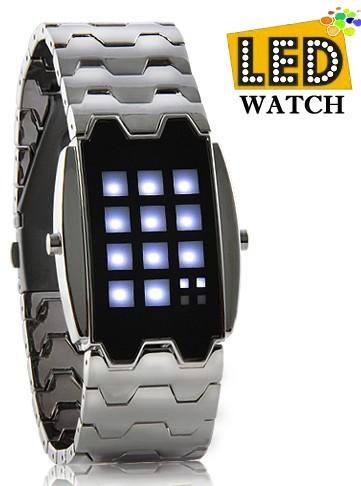 Japanese White Watch