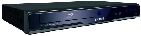 Philips BDP5110 F7 Blu-Ray Disc Player