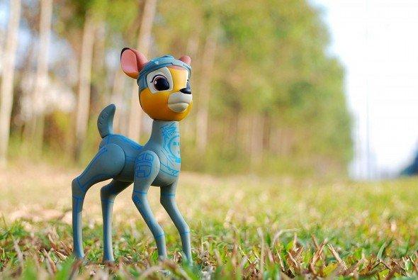 bambi tron