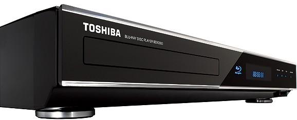 Toshiba BDX3000 3D