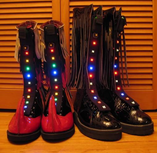 light up shoes kids