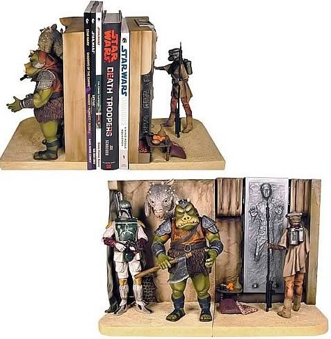 funny Bookends