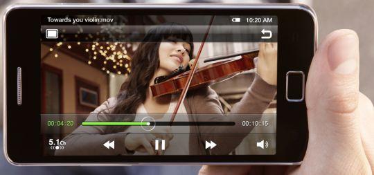 Samsung Galaxy S two