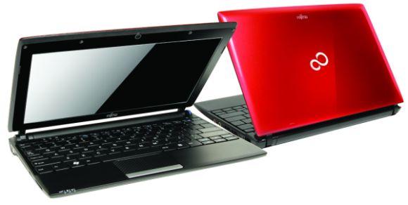 MH330 Fujitsu MeeGo netbook