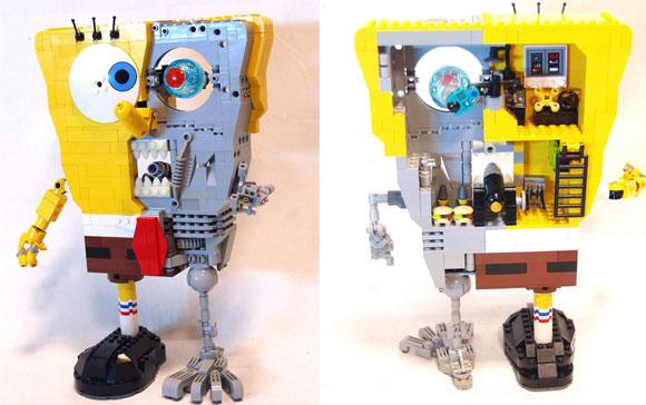 spongebob terminator